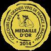 Médaille Or Macon